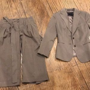 Other - The Limited - olive color suit